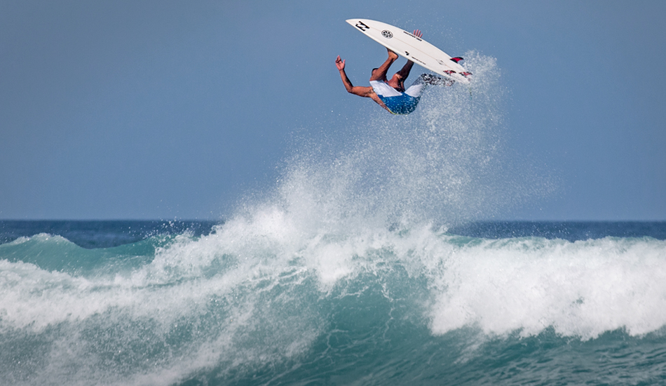"This was landed at Rockys. Photo: <a href=""https://www.facebook.com/SCsurfshots\"">Mike Healey</a>"