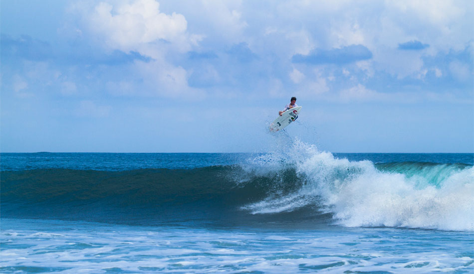 "Trevor Thorton threw some massive airs. Photo: <a href=""http://www.jungphoto.com/\"" target=_blank>Justin Jung</a>"