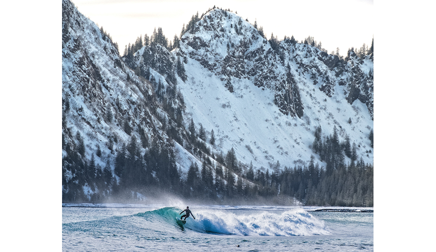 "Photo: <a href=\""http://alaskasurfguides.com/heli-surfing\""> Alaska Surf Guides </a>"