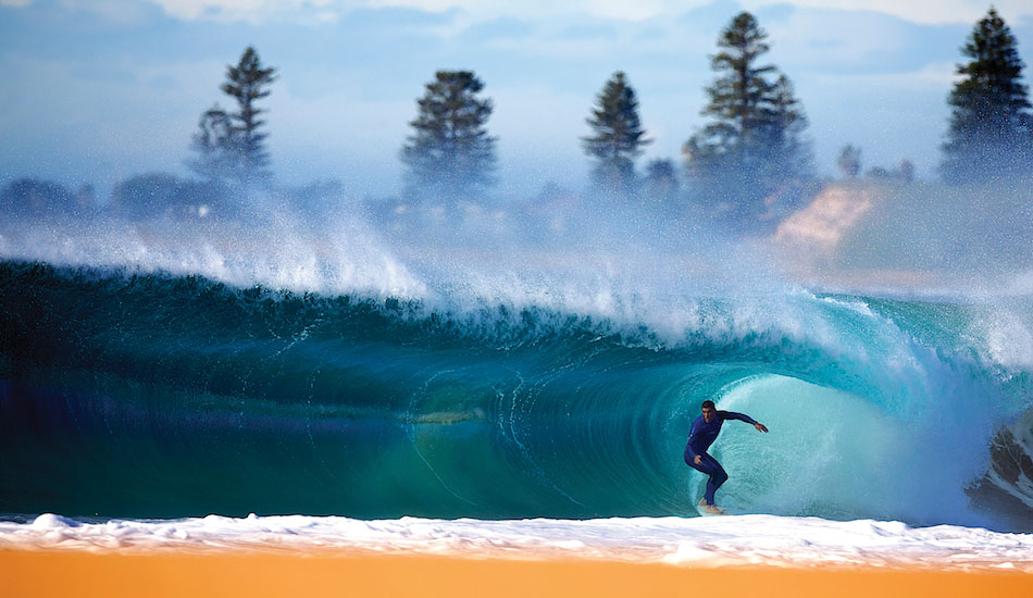 "Isaac Buckley - no turning back. A good mate of mine and the true definition of the word charger. When this place is on, Isaac is there. <a href=""http://www.bluesnapper.com.au/\"" target=_blank>Photo: Alex Marks</a>"