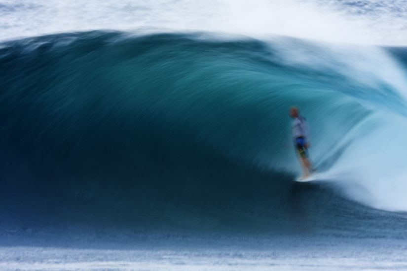 Jamie O\'Brien. Photo: Vince Street