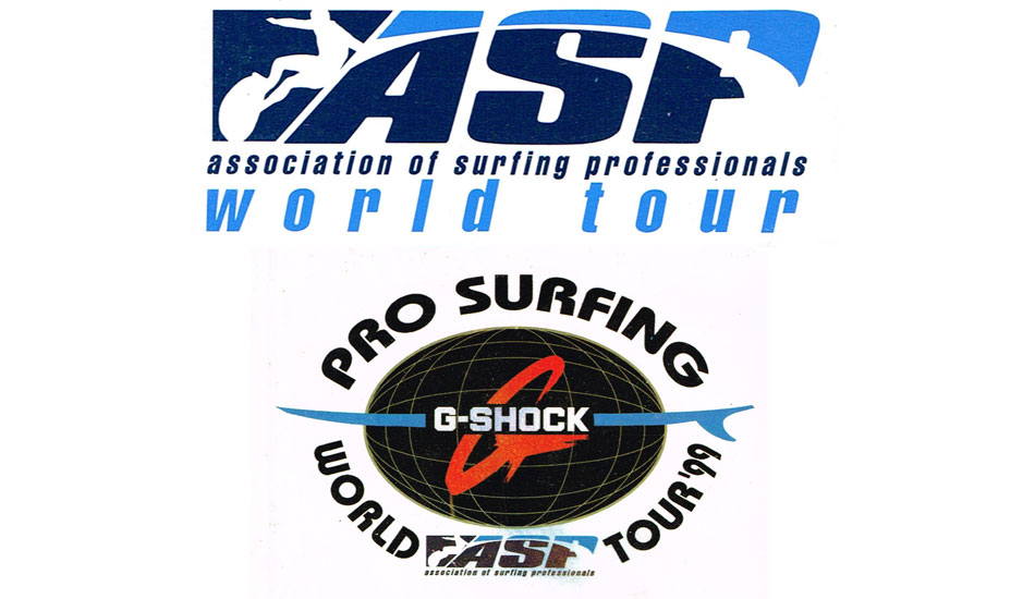 "1998-1999: G-Shock comes on as main sponsor of the ASP. Mark Occhilupo wins the World Title in France. Layne Beachley begins a tear of five World Titles in six years between 1998-2003. Images <a href=""www.aspworldtour.com\"">courtesy of the ASP</a>"