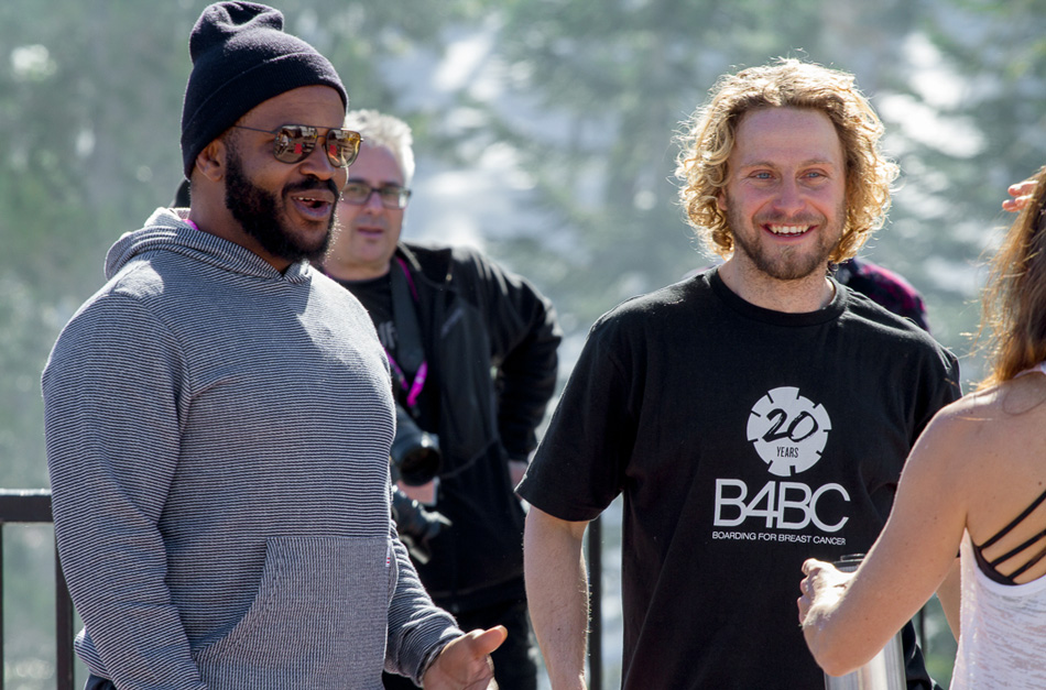 Iconic host Sal Masekela was there to MC the festivities. Sal has known the B4BC crew for years, having hosted one of the first events at Sierra nearly 20 years ago. PC: Steve Andrews
