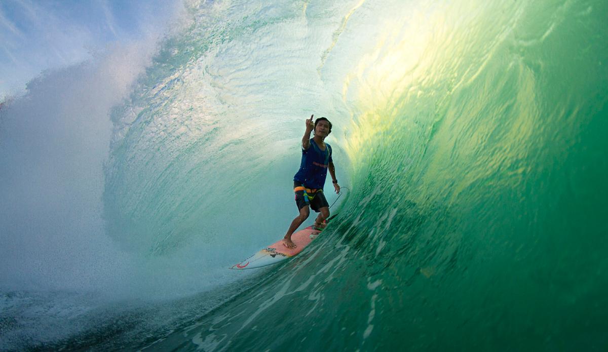 Bali bagus. Photo: Federico Vanno