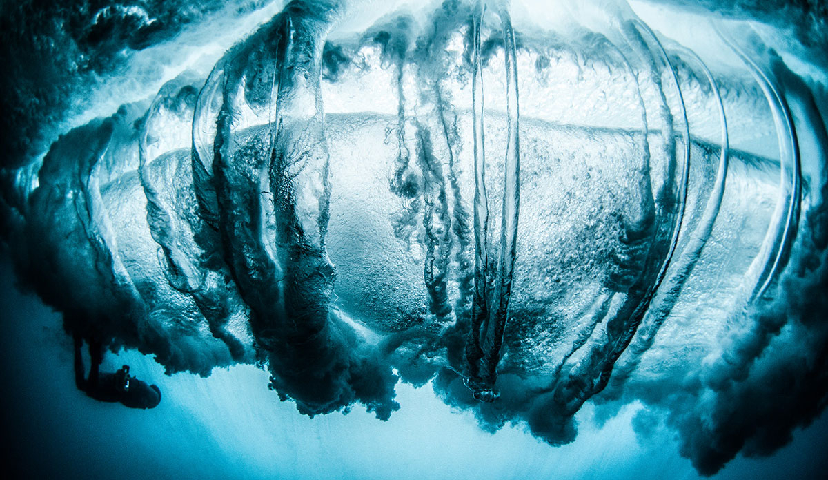 "Liquid vortex. Photo: <a href=\""http://www.TakeShelterProductions.com\"">Daniel Norkunas</a>"