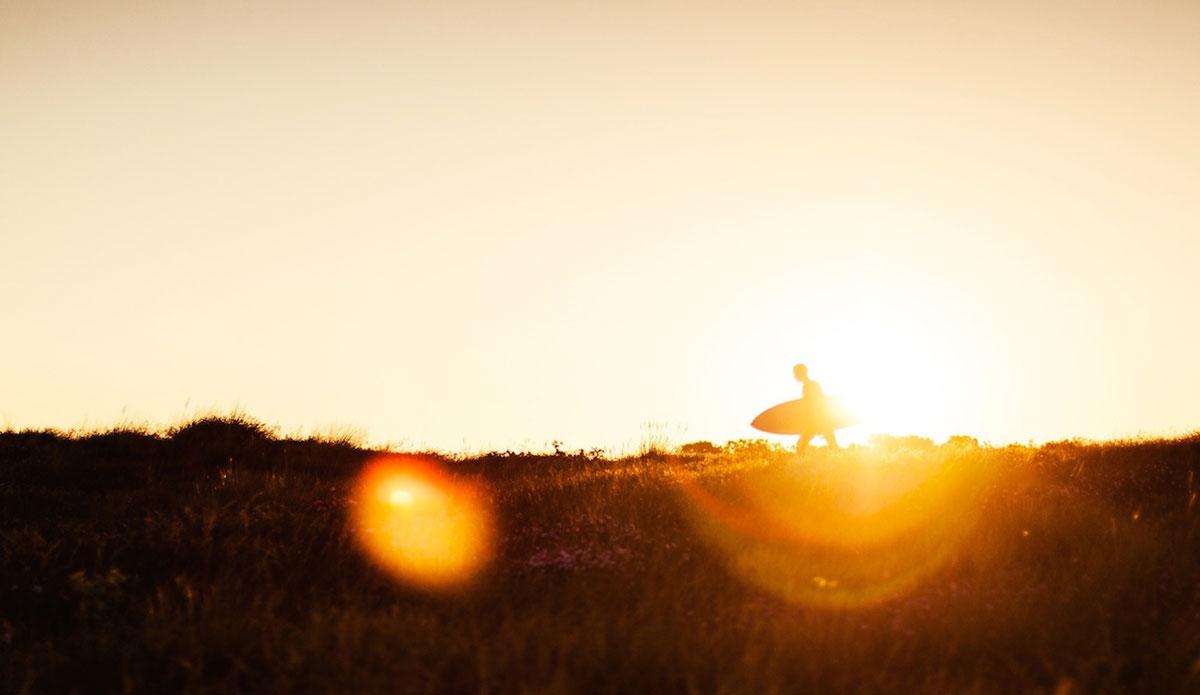 "French Sunrise, probably my favorite moment of the day. Photo: <a href=""http://instagram.com/ggyselinck"">Grégoire  Gyselinck.</a>"