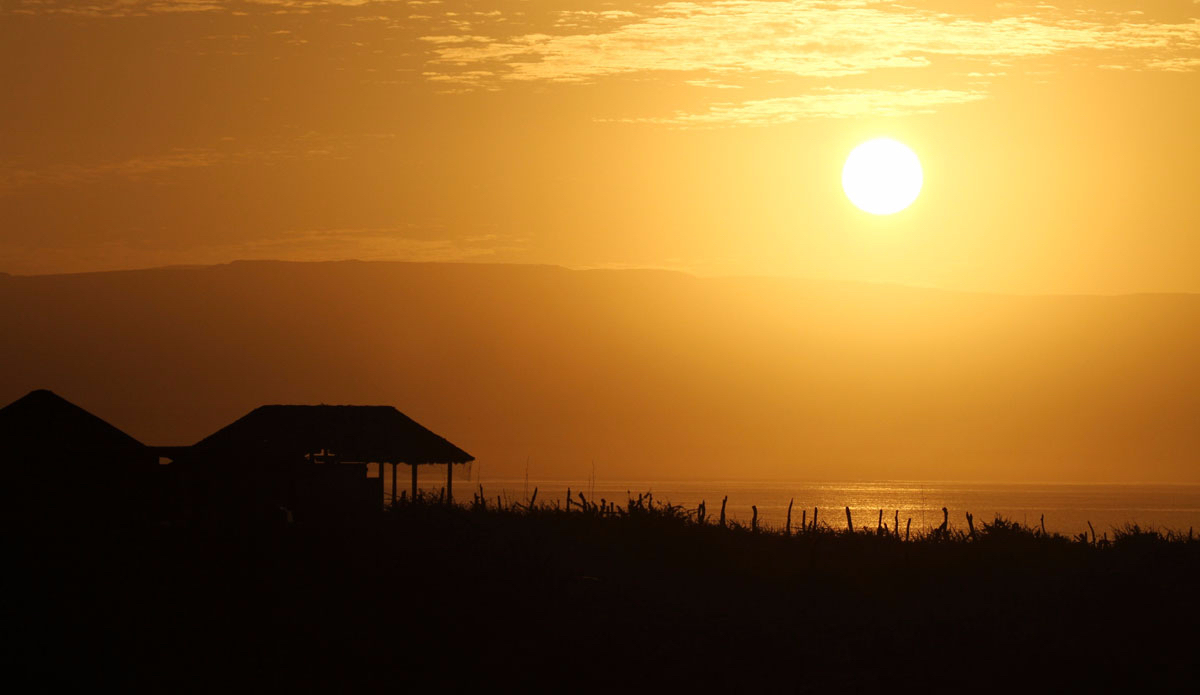 "Baja sunrise. Photo:<a href=""http://www.tylerbrundage.com/"" target=""_blank"">Tyler Brundage</a>"