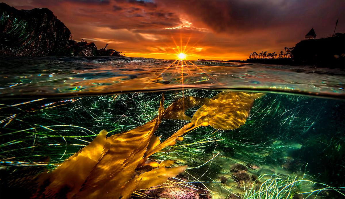 "Laguna Beach sunset. Photo: <a href=""http://craiglarsonimaging.com/"">Craig Larson</a>"