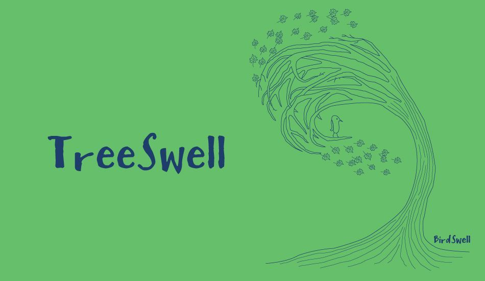 Tree Swell, Image: <a href= http://www.birdswell.com/ target=_blankBirdswell>BirdSwell</a>