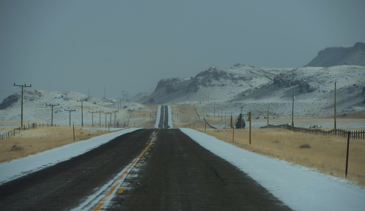 "Highway 89, Montana. Photo: <a href=\""http://instagram.com/deanblottogray\"">Dean Blotto Gray</a>"