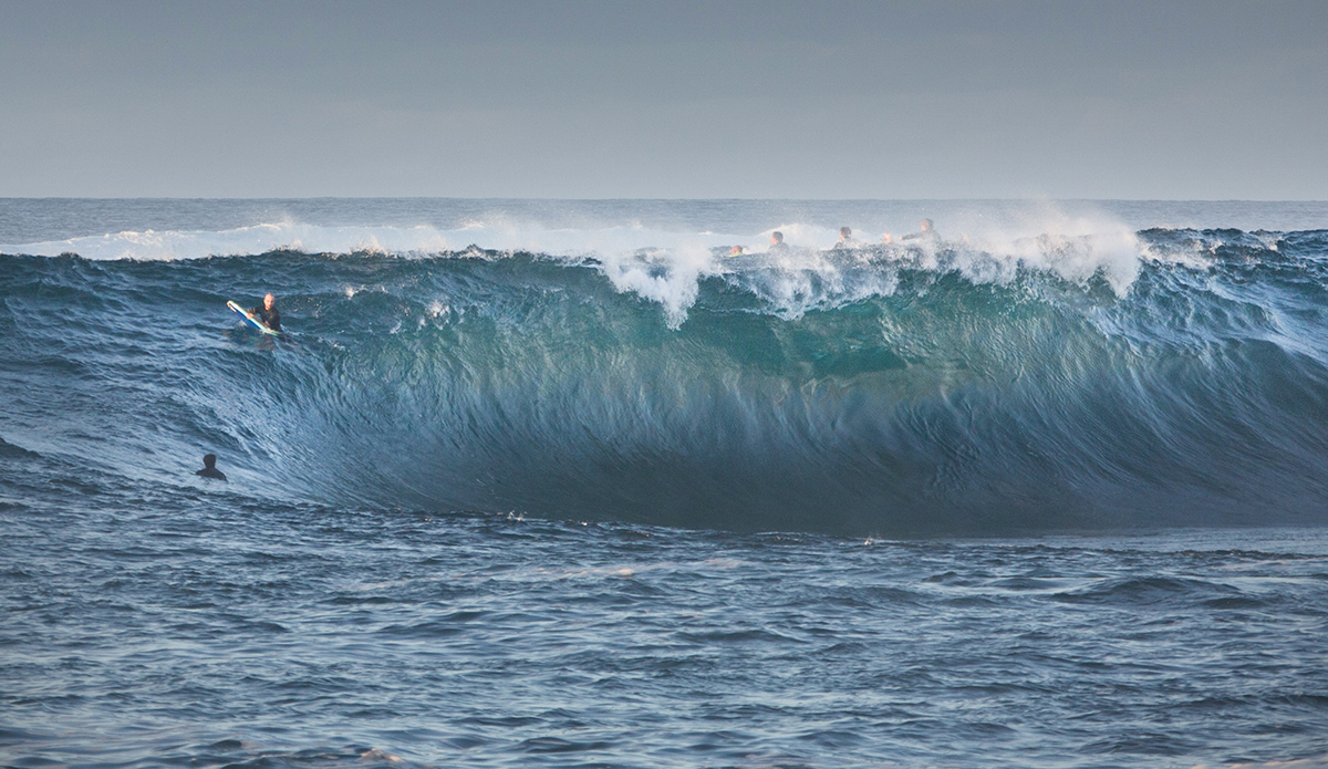 This Slab in the Canary Islands is One Beautiful Monster   The Inertia After The Sunset
