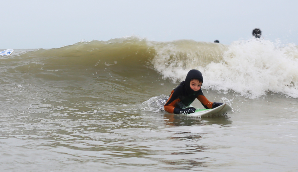 surfing photo essay
