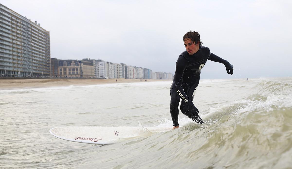 narrative essay surfing