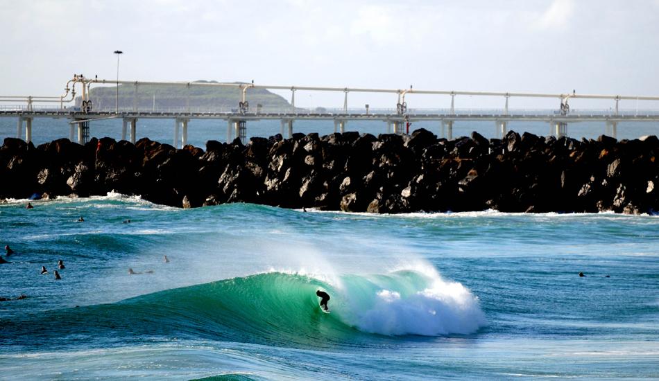 "Shaun Gossman always manages to find the best ones at D\'bah.  Photo: <a href=\""http://www.jackdekortphoto.com/\"">Jack Dekort</a>"