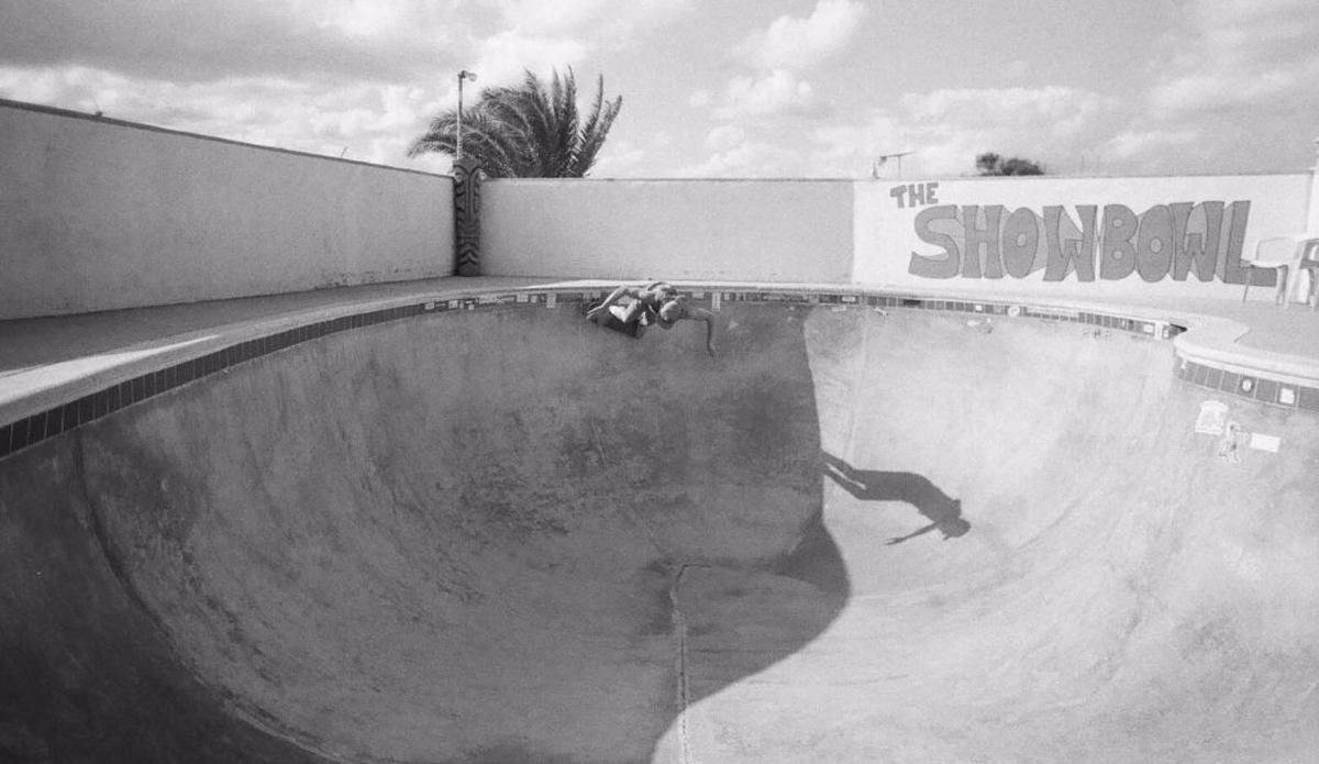 skateabord argentique