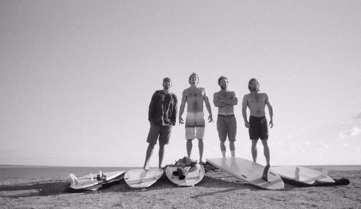 surf trip photo argentique