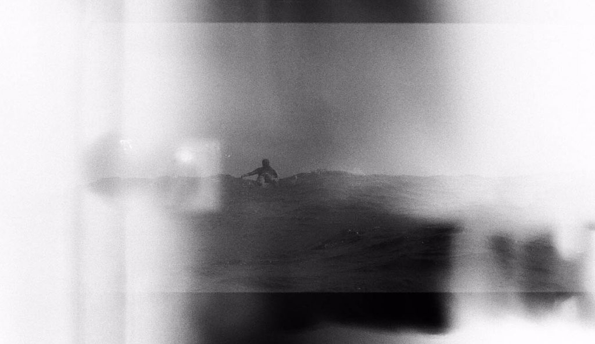 paddling noir et blanc