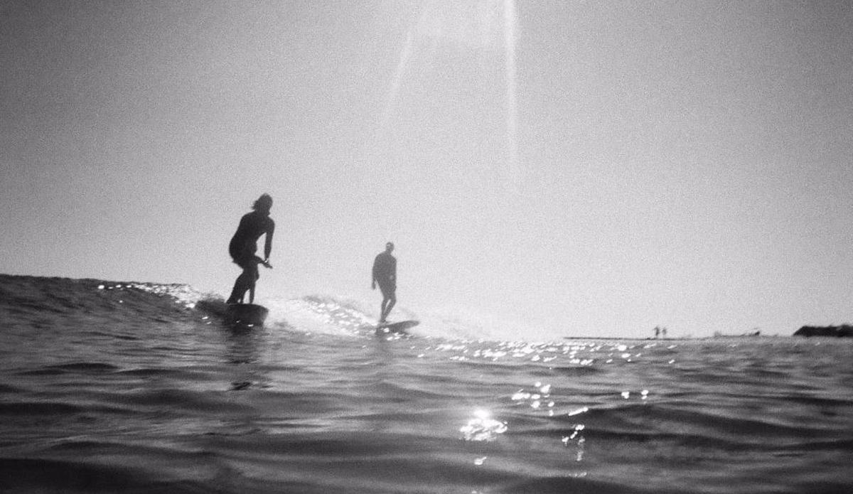 surf trip van life