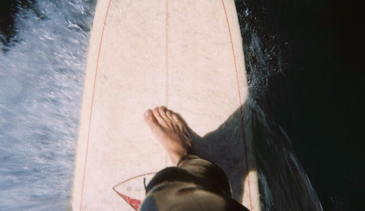 longboard trip surf