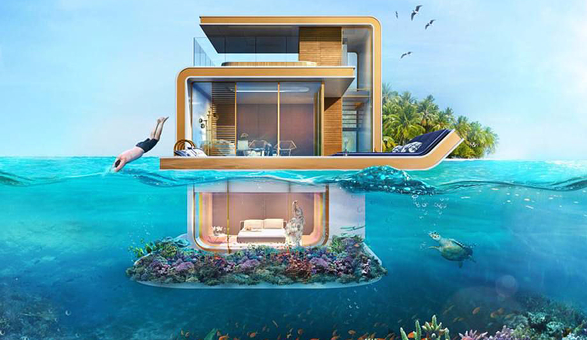 For 28 Million You Can Own This Floating House And Save