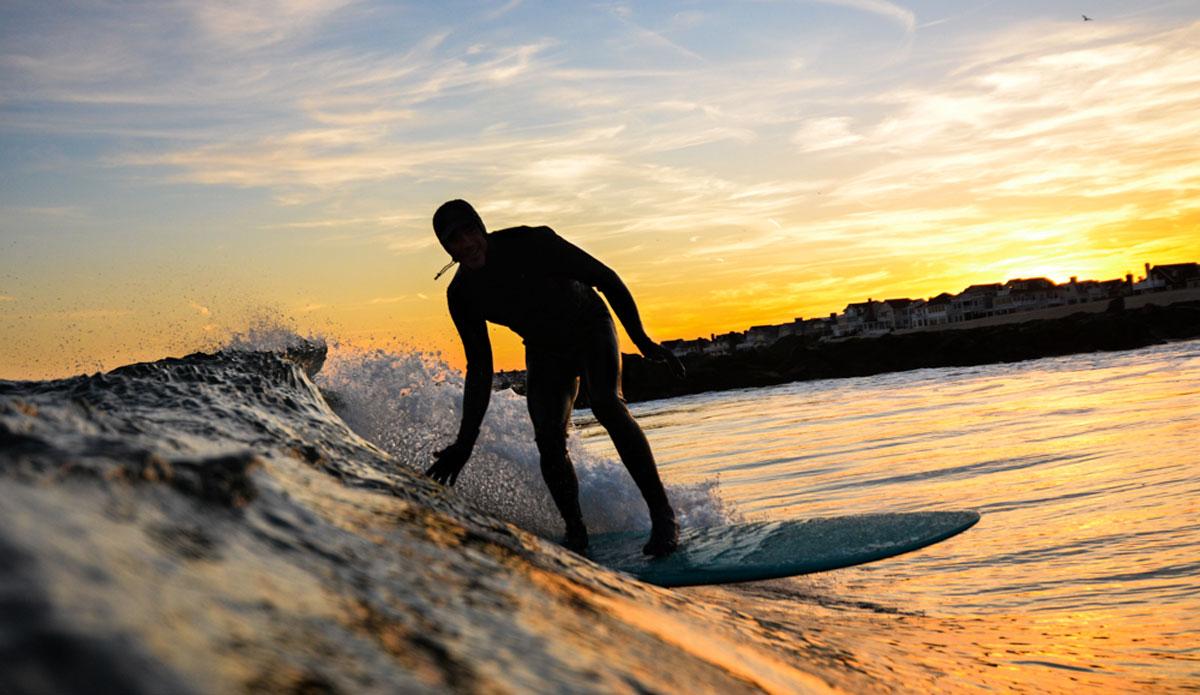 """A classic New Jersey sunset. Photo:<a href=\""""http://www.jeremyhallphotography.com/\""""> Jeremy Hall</a>"""