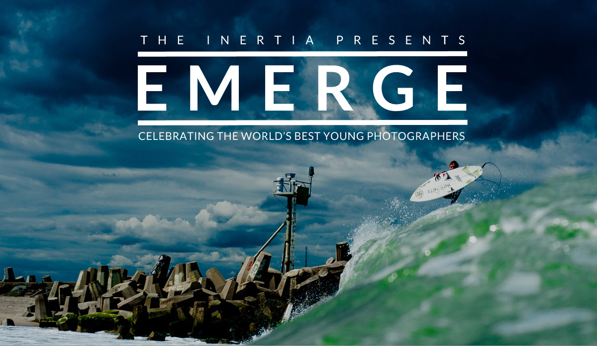 "We\'re proud to unveil EMERGE, our inaugural photo feature showcasing the most talented up-and-coming young surf photographers in the world. Enjoy their work. You'll be seeing it for years to come. Photo: <a href=""http://ryanmackphoto.blogspot.com/\""> Ryan Mack</a>"