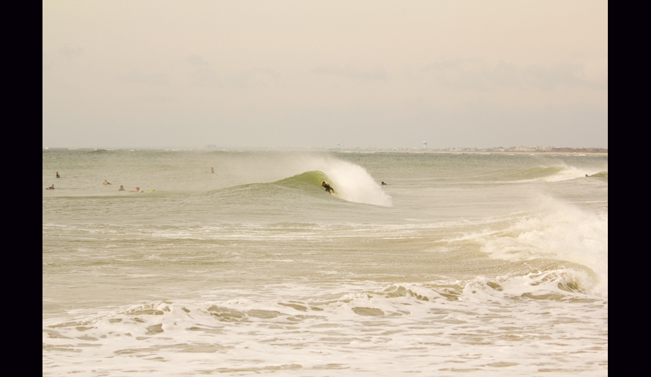 "Sandy Swell, 2012. Eastern Carolina. Photo: <a href=""http://www.chrisfrickphotography.com/\"" target=_blank>Chris Frick</a>"