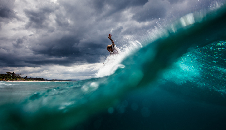 """Storm rider. Image: <a href=\""""http://www.alexfrings.com\"""" target=\""""_blank\"""">Frings</a>"""