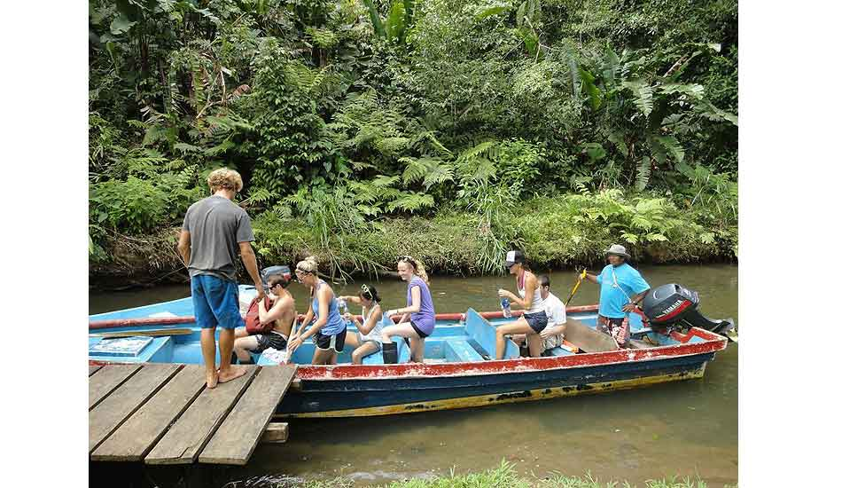 """Local transport. Photo: <a href=\""""http://giveandsurf.org/\"""">Give and Surf</a>"""