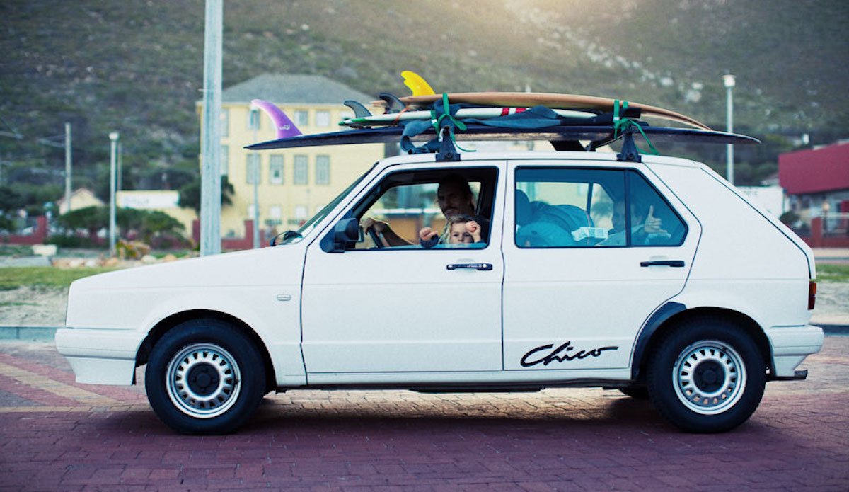 South Africa whip. Photo: Cody Welsh