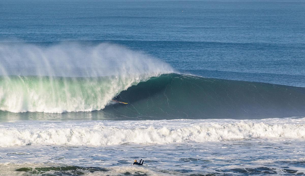 From Maverick's to Ocean Beach: Tyler Fox On the Biggest ...