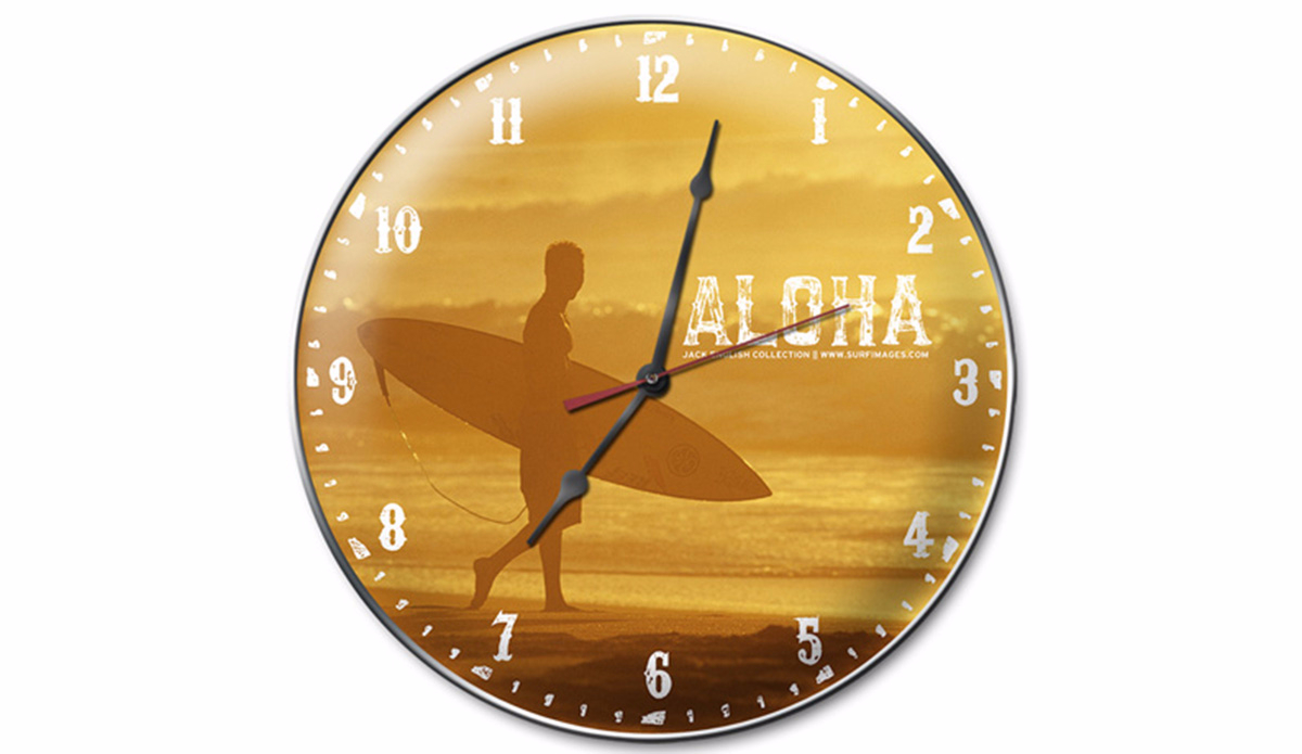 These surfing wall clocks are infinitely cooler than regular wall business media these surfing wall clocks are infinitely cooler than regular wall clocks amipublicfo Images