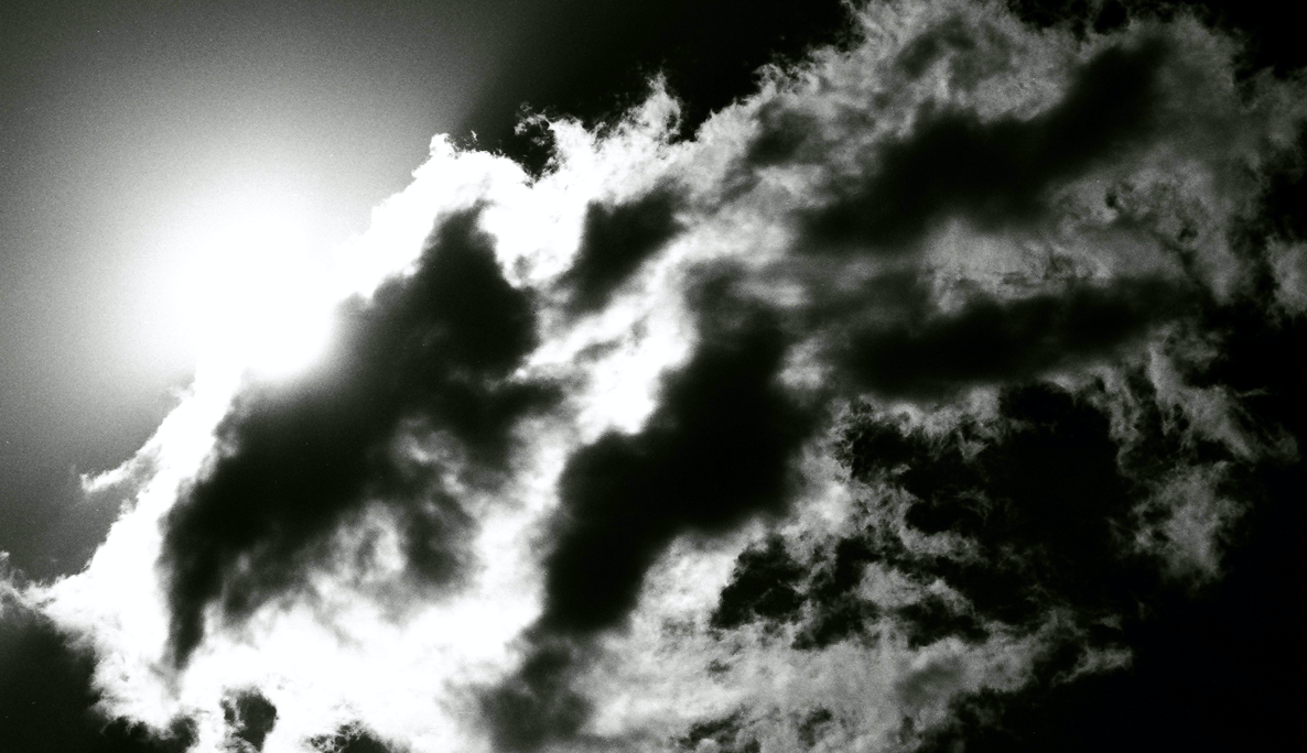 """Everything Out There\"""" 35mm B&W By Jared Aufrichtig"""