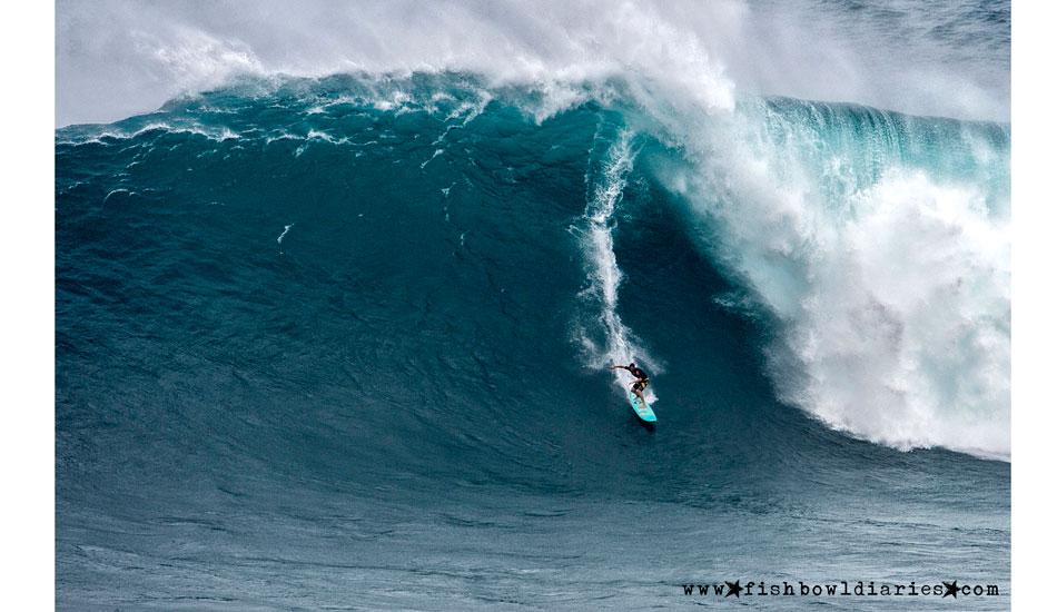 "Ian Walsh, heart in his throat. Photo: <a href=\""http://fishbowldiaries.com\"">Sofie Louca - Fish Bowl Diaries</a>"