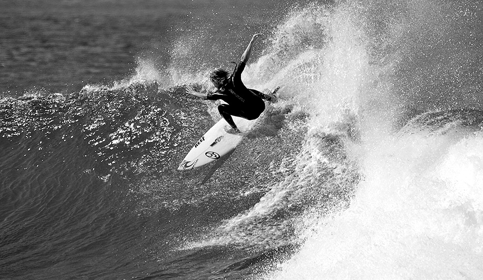 "This is a British surfer called Jayce Robinson. He is always worth pointing the lens at when I\'m out with my camera. This shot was taken during a trip to Fuerteventura. Photo: <a href=""http://www.jordanweeks.com/\"" target=_blank>Jordan Weeks</a>"