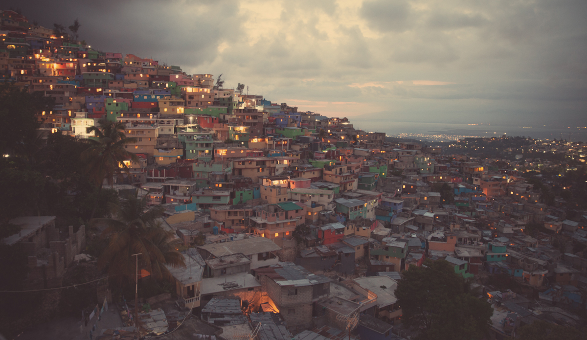 """Haiti: \""""To be there to capture. And also the situation is poor. There's a lot of people aren't healthy, you know what I mean?\"""" Photo: <a href=\""""http://instagram.com/kassiameador\"""">Kassia Meador</a>"""