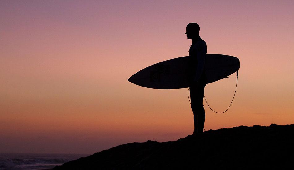 "Sunset session, one last look. Pt Mugu. Photo: <a href=\""http://www.lowtiderising.com/\"" target=\""_blank\"">Aroyan</a>"