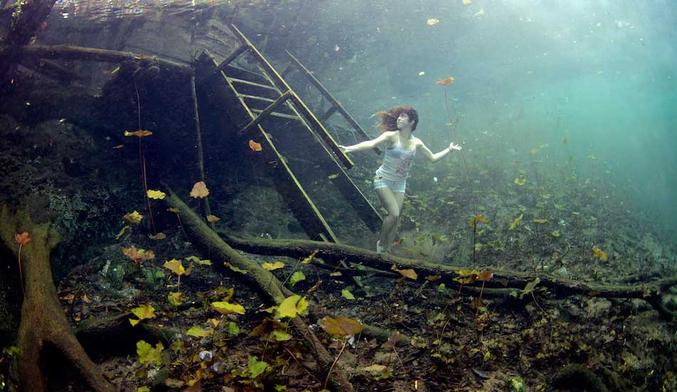 "Escape into a subterranean Narnia. Photo: <a href=""http://liabarrettphotography.com/\"" target=_blank>Lia Barrett</a>"