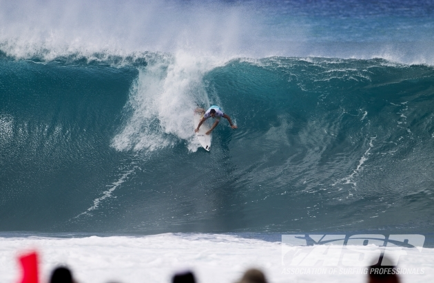 Joel Parkinson has just been crowned the 2012 ASP World Tour Champion. After a hard-fought year, here\'s a look back at the dramatics that comprised the 2012 ASP World Tour. Photo: ASP/Kirstin
