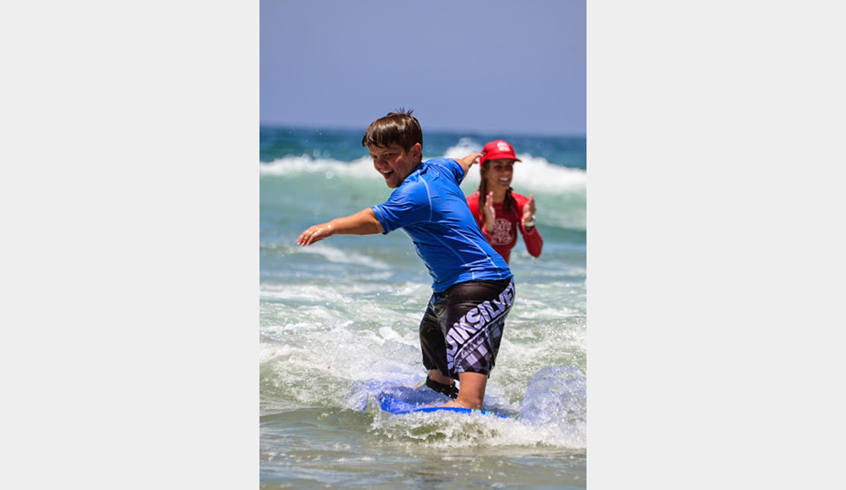 First Ever Little People of America Surf Clinic Spreads ...