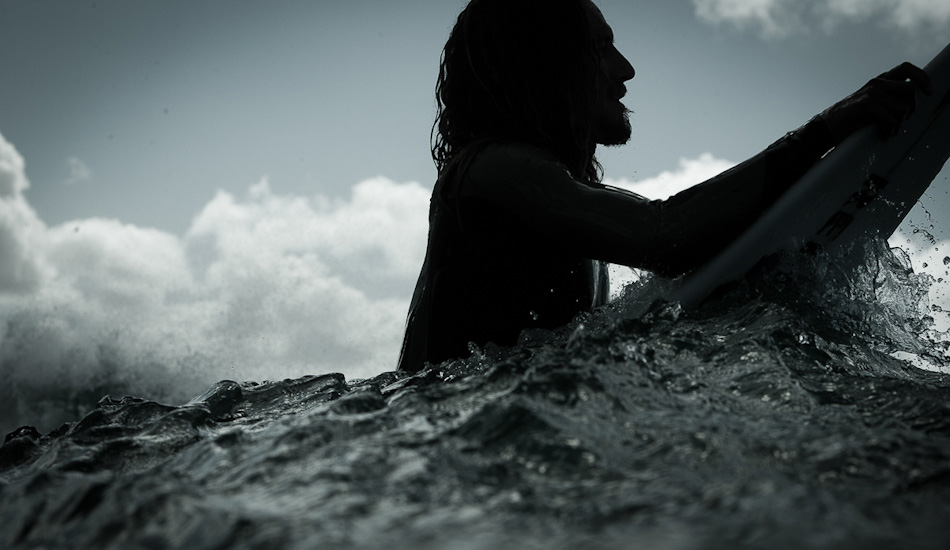 """Rob Machado mid-afternoon surf session on Oahu. 1/800@f8 ISO 200 Shot with a 85mm lens. Photo: <a href=\""""http://www.mikecoots.com\"""">Mike Coots</a>"""