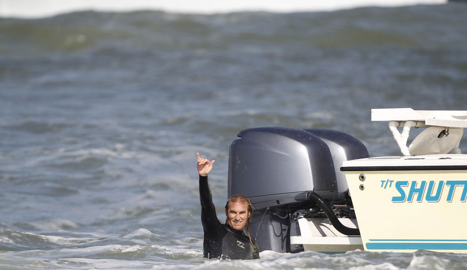 "Peter Mendia. He looks excited. <b>Photo:</b> <a href=\""http://azhiaziam.mybigcommerce.com/\"" target=_blank>Mike Jones</a>"