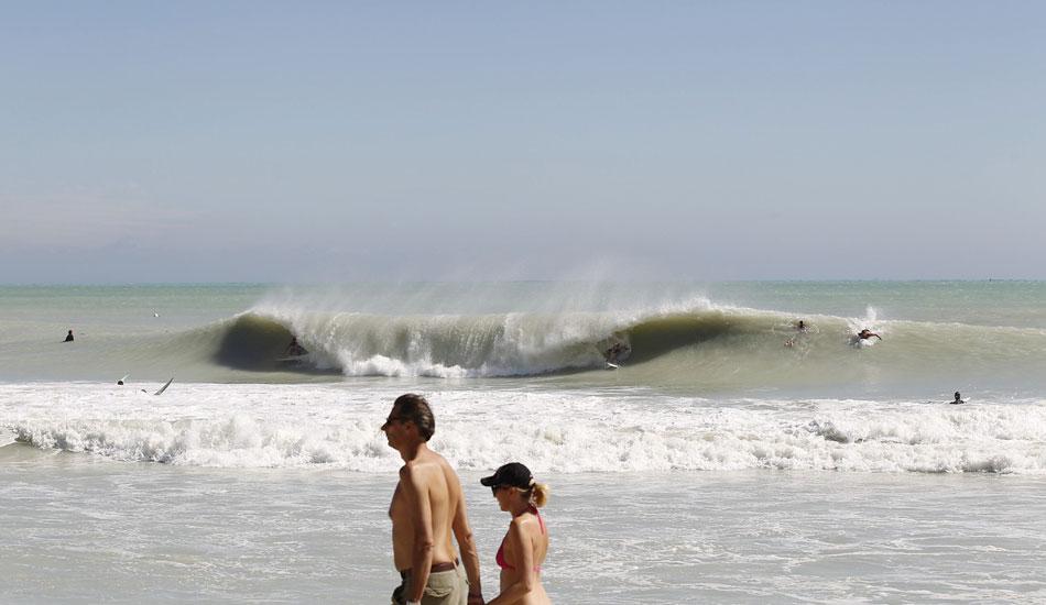 "A-framing at South Beach. <b>Photo:</b> <a href=\""http://azhiaziam.mybigcommerce.com/\"" target=_blank>Mike Jones</a>"