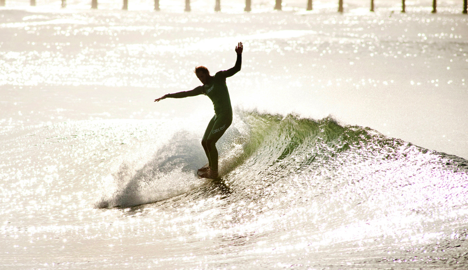 "Sunrise glide with 2x world champ Taylor Jensen. Photo:<a href=""http://www.9myles.com/\"">Myles McGuinness</a>"