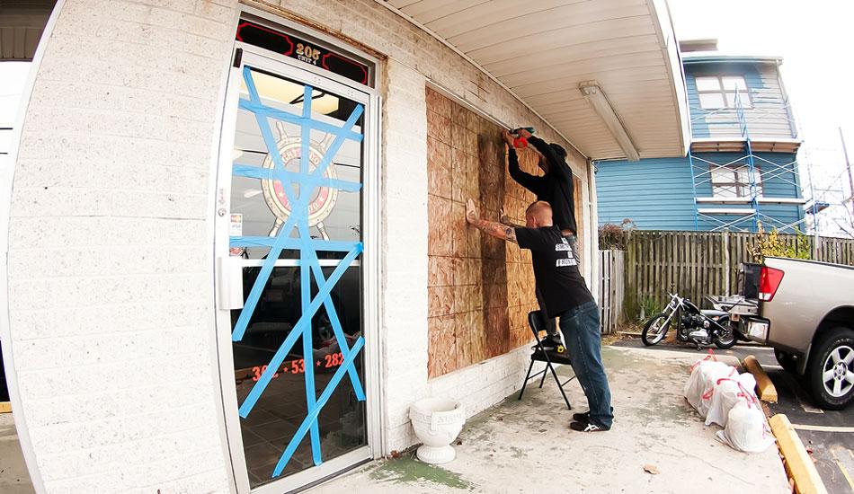 "Unfortunately, Sandy also wreaked havoc on land. <b>Photo:</b> <a href=\""http://nickdennyphotography.blogspot.ca/\"" target=_blank>Nick Denny</a>"