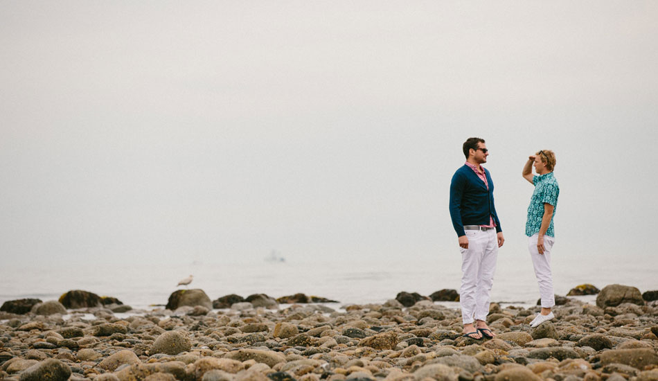 "Tip 5: It's only okay to wear white pants for a surf check after Memorial Day. Otherwise the surf will be flat. Photo: <a href=""forestwoodward.com/\"" target=_blank>Forest Woodward</a>"