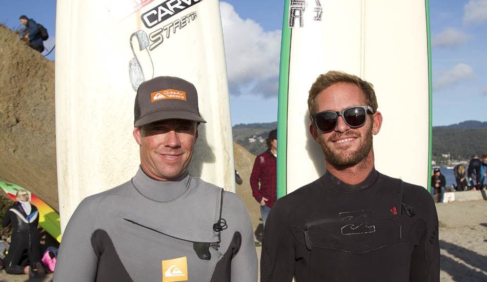 "Zach Wormhoudt and Derek Dunfee.Photo: <a href=""http://instagram.com/migdailphoto\""> Seth Migdail</a>"