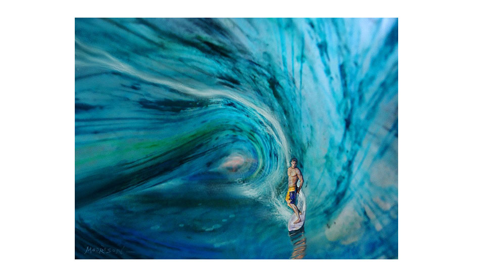 Enviro Surf Art Series: A Continuation of Insane Ocean Art ...