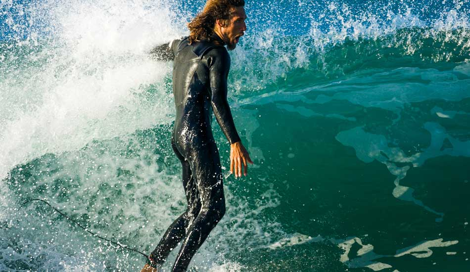 """I think I like this image because it shows how comfortable Rob is in just about any situation on a wave. Photo: <a href=\""""http://anthonyghigliaprints.com/\"""" target=_blank>Anthony Ghiglia</a>"""
