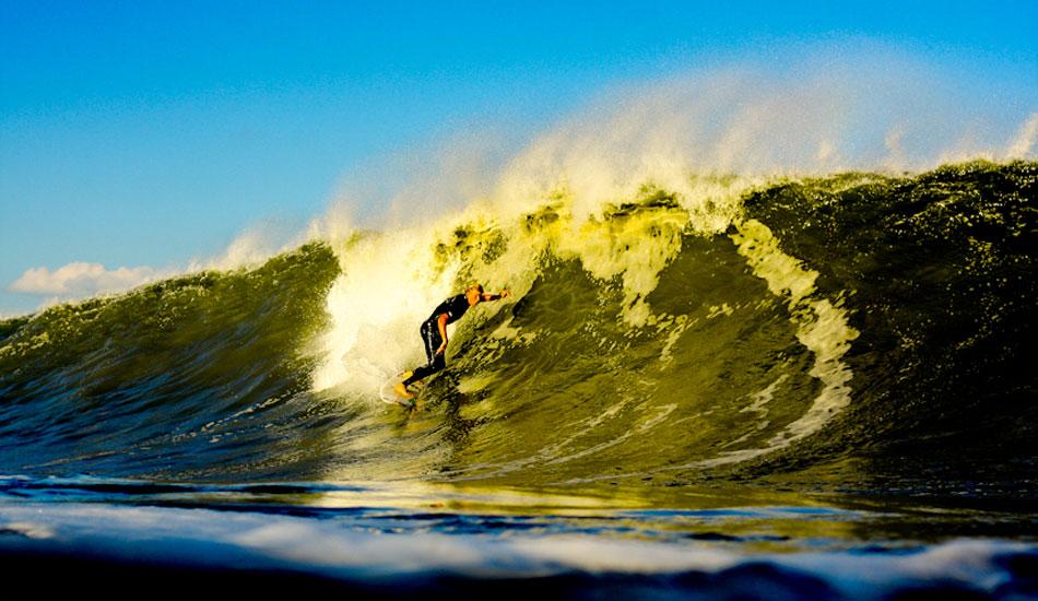 "Tommy Ihnken from Hurricane Earl 2010. Photo:<a href=\""http://ryanmackphoto.blogspot.com/\"" target=_blank>Ryan Mack</a>."